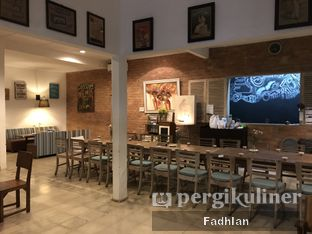 Foto 3 - Interior di Omah Sendok oleh Muhammad Fadhlan (@jktfoodseeker)
