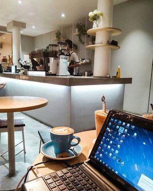 Foto - Makanan(Cappucino) di Threelogy Coffee oleh Meidya Ayu