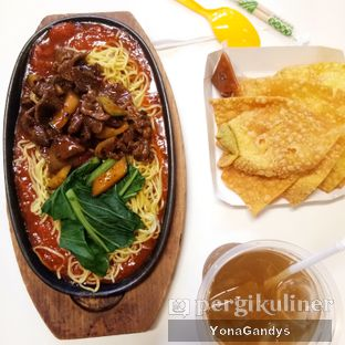 Foto 3 - Makanan di YamMie Hotplate oleh Yona dan Mute • @duolemak