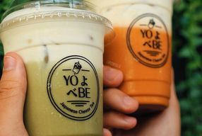 Foto Yobe Cheese Tea
