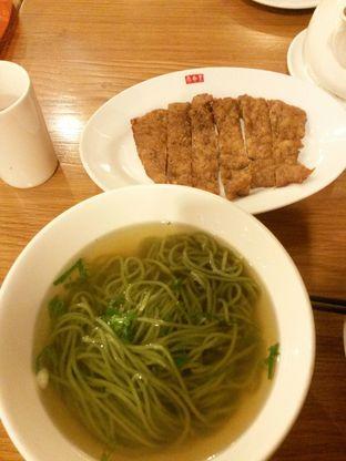 Foto - Makanan di Din Tai Fung Chef's Table oleh julia tasman