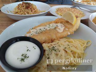 Foto 5 - Makanan(Cheesie Aussie Pasta) di Fish Me oleh Nadia Sumana Putri