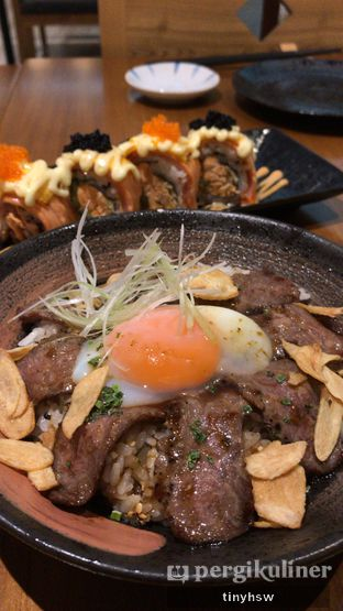 Foto 2 - Makanan di Sushi Matsu - Hotel Cemara oleh Tiny HSW. IG : @tinyfoodjournal