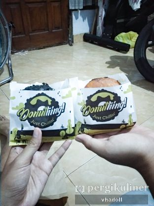 Foto review Donuthing oleh Syifa  1
