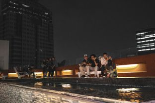 Foto review Langit Seduh - Take's Mansion & Hotel oleh dini afiani 2