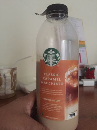 Foto review Starbucks Coffee oleh Annda  Abigail Lee 1