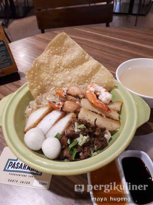 Foto - Makanan(Bakmi lebar kepiting ) di Bakmi Kepiting Pontianak oleh maya hugeng