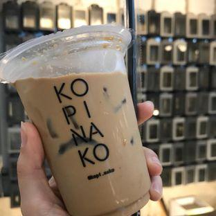 Foto 2 - Makanan(Es kopi nako se-trong) di Kopi Nako oleh Pengembara Rasa