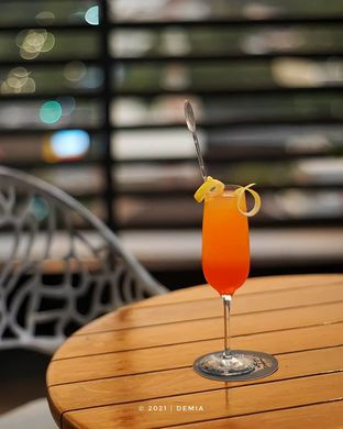 Foto review Saffron Restaurant - Hotel Four Points by Sheraton oleh @demialicious  12