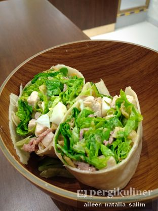 Foto 1 - Makanan di Crunchaus Salads oleh @NonikJajan