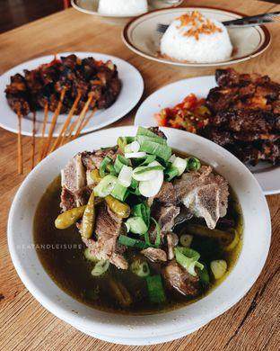 Foto 1 - Makanan di Sop Djanda oleh Eat and Leisure