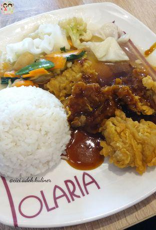 Foto 2 - Makanan(Nasi bistik sapi goreng tepung) di Solaria oleh Jenny (@cici.adek.kuliner)
