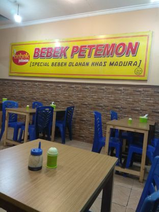 Foto review Bebek Petemon oleh yesi nila 2