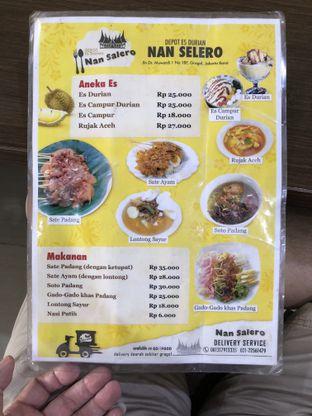 Foto 4 - Menu di Depot Es Durian Nan Salero oleh Budi Lee