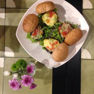 Foto 1 - Makanan(Mini Quatro) di Burgreens Express oleh Pengembara Rasa