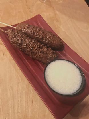 Foto 1 - Makanan di Sate Taichan Goreng oleh @qluvfood
