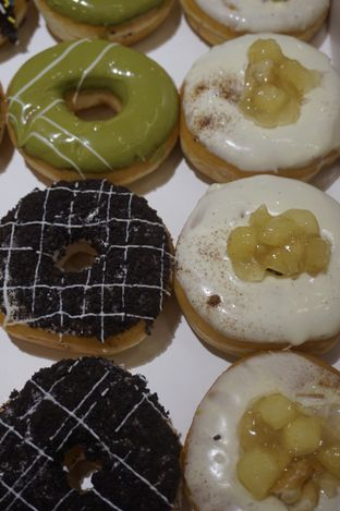 Foto 2 - Makanan di Krispy Kreme Cafe oleh yudistira ishak abrar