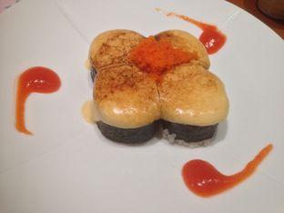 Foto 2 - Makanan(Volcano roll) di Ebisuya Restaurant oleh Komentator Isenk