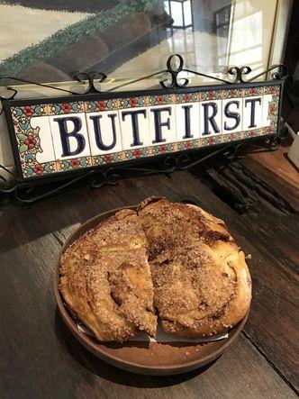 Foto Makanan di But First Coffee