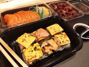 Foto 1 - Makanan di Sushi Kiosk oleh inggie @makandll