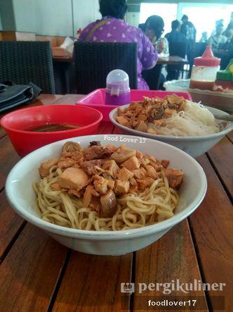 Foto Makanan di Bakmi Megaria
