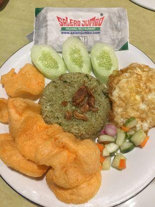 Foto 4 - Makanan(Nasi Goreng Sambel Hijau) di Salero Jumbo oleh Henny Hutabarat