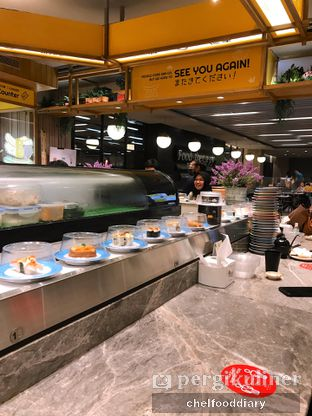 Foto 4 - Interior di Sushi Go! oleh Rachel Intan Tobing