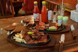 Foto 1 - Makanan di Warung Steak Pasadena oleh Eat and Leisure