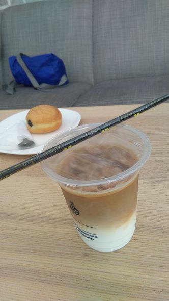 Foto Makanan di Lab Coffee