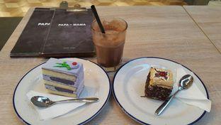 Foto - Makanan(ICED CHOCOLATE BY KORTE) di Papa & Mama Bistro and Coffee oleh Widya