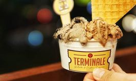 Terminale Gelato & Coffee Express