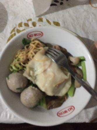 Foto Makanan di Bakmie Pelangi
