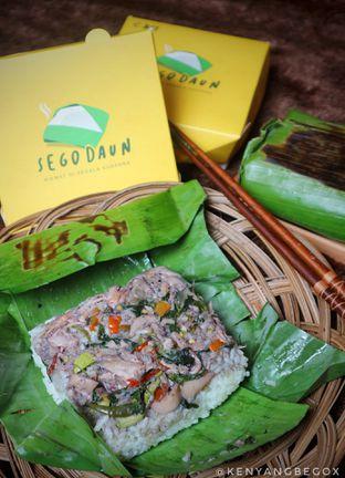 Foto 1 - Makanan di Sego Daun oleh Vionna & Tommy