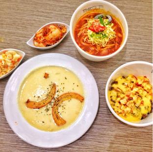 Foto 1 - Makanan di The Cup (Rice and Noodle) oleh Astrid Huang | @biteandbrew