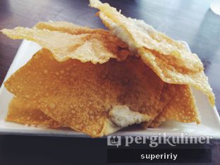 Foto 2 - Makanan(pangsit goreng) di Mie Pinangsia oleh @supeririy