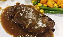 Terminal Steak