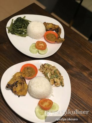 Foto review Ayam Bulungan oleh April Prabowo 2