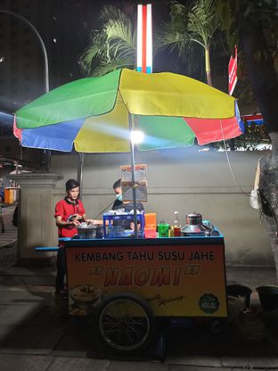 Foto review Kembang Tahu & Jahe Merah Naomi oleh Junior  3