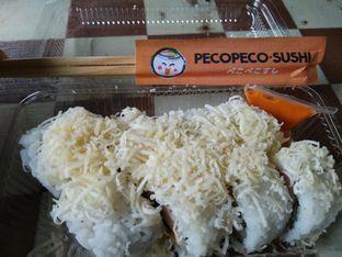 Foto 2 - Makanan di Peco Peco Sushi oleh Agung prasetyo