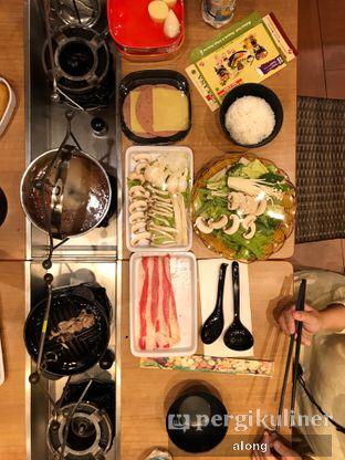 Foto - Makanan(SUKI & BBQ) di Raa Cha oleh #alongnyampah
