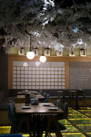Foto 4 - Interior di Okinawa Sushi oleh harizakbaralam
