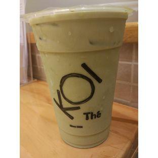 Foto - Menu(Matcha latte) di KOI Cafe oleh Yully