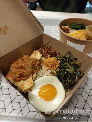 Foto 2 - Makanan(Geprek Fit) di Klean Bowl oleh JC Wen