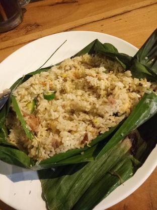 Foto 1 - Makanan(Nasi Bakar Cabai Hijau) di Gotri oleh Clangelita