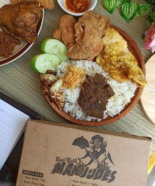 Foto review Nasi Kulit Mak Judes oleh Junior  3