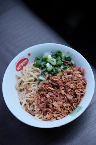 Foto review Pangsit Mie & Lemper Ayam 168 oleh harizakbaralam 4