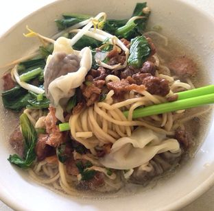 Foto review Bakmi Ahuat Vegetarian oleh foodfaith  1