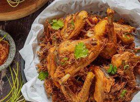Ayam Goreng Tradisional yang Rasanya Khas Indonesia Banget