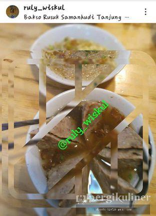 Foto 1 - Makanan di Bakso Rusuk Samanhudi oleh Ruly Wiskul