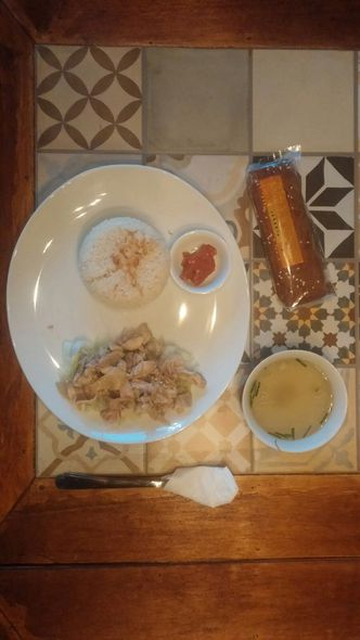 Foto Makanan di Reunion (Qubik Caffe)